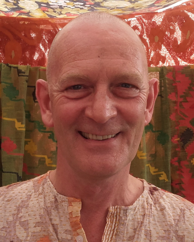 David EARP, founder of the NGO shuktara started in 1999