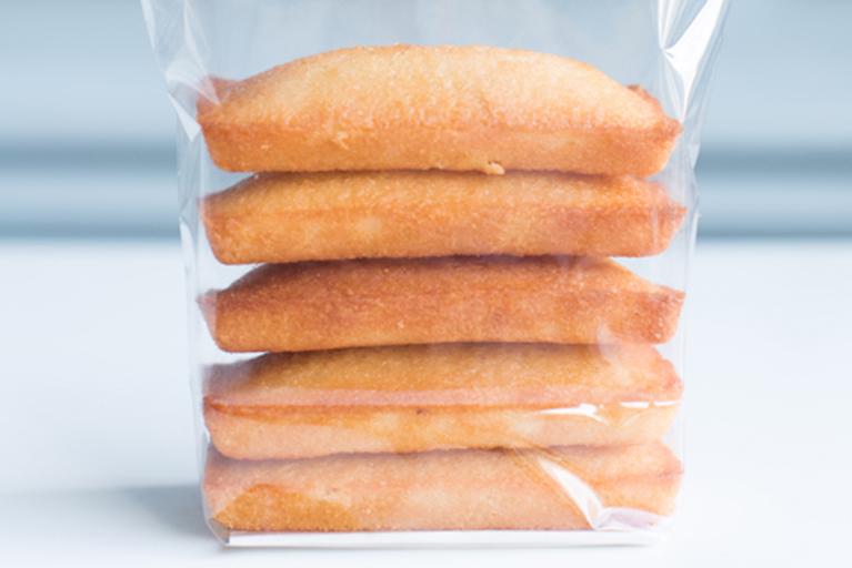 Shuktara Cakes - Financiers Bag of 5