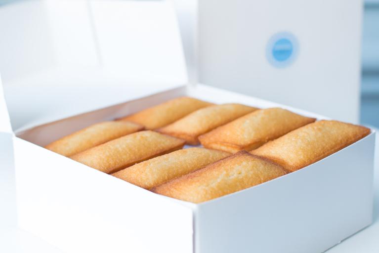 Shuktara Cakes - Financiers Box of 25