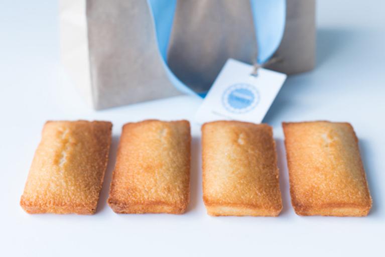 Shuktara Cakes - Financiers Gift Box of 4