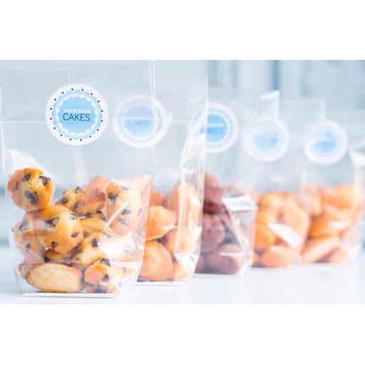 Shuktara Cakes - Madeleines bag of 20 mini