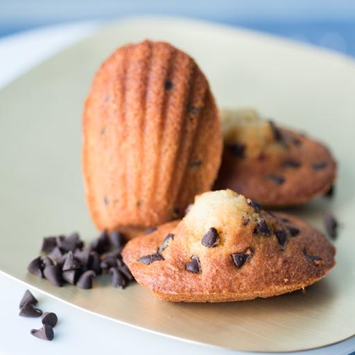 Shuktara Cakes - Chocochip Madeleines