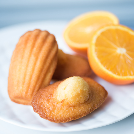 Shuktara Cakes - Sweet Lime Madeleines