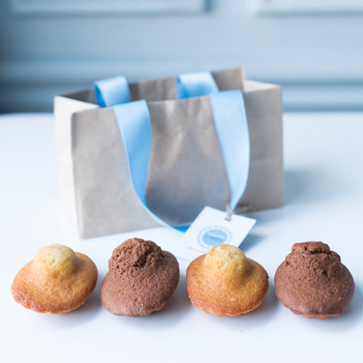 Shuktara Cakes - Madeleines Gift Box of 4