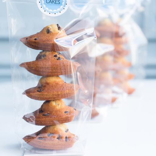 Shuktara Cakes - Madeleines bag of 5