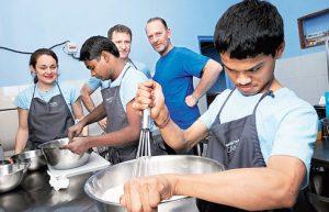 Shuktara Cakes - French patisserie in Kolkata
