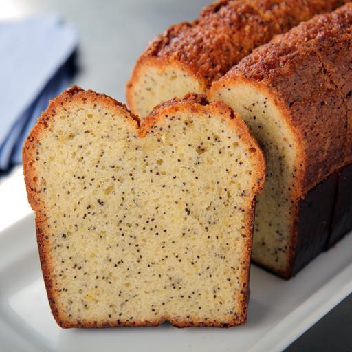 Shuktara Cakes - Mosambi Poppy Seed Cake