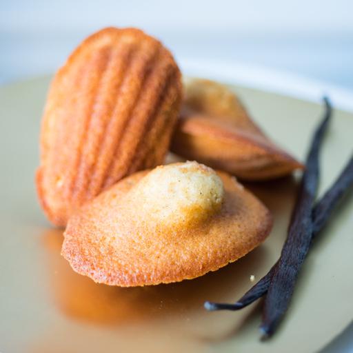 Shuktara Cakes - Plain Madeleines