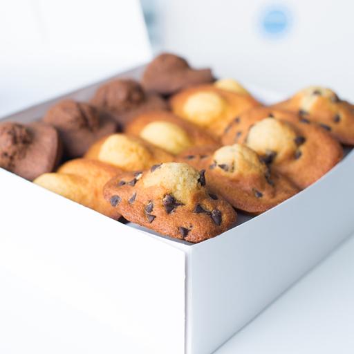 Shuktara Cakes - Madeleines Box of 30