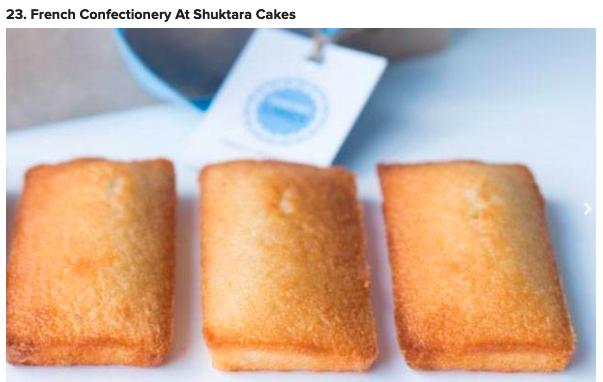 #23 - Shuktara Cakes